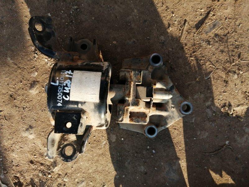 Опора двигателя Kia Ceed 2 JD G4FG 2014 левая (б/у)