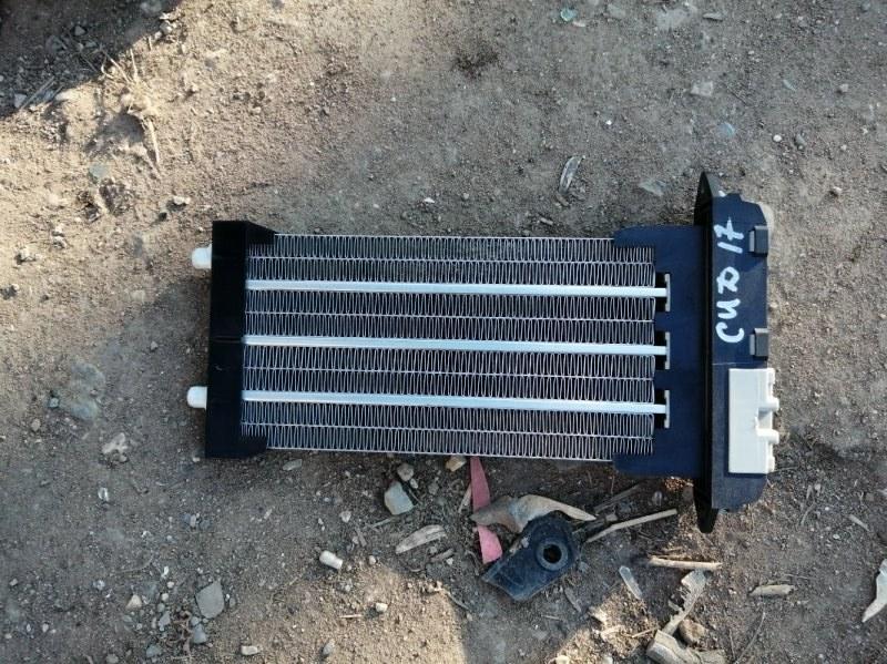 Радиатор печки Kia Ceed 2 JD G4FG 2014 (б/у)