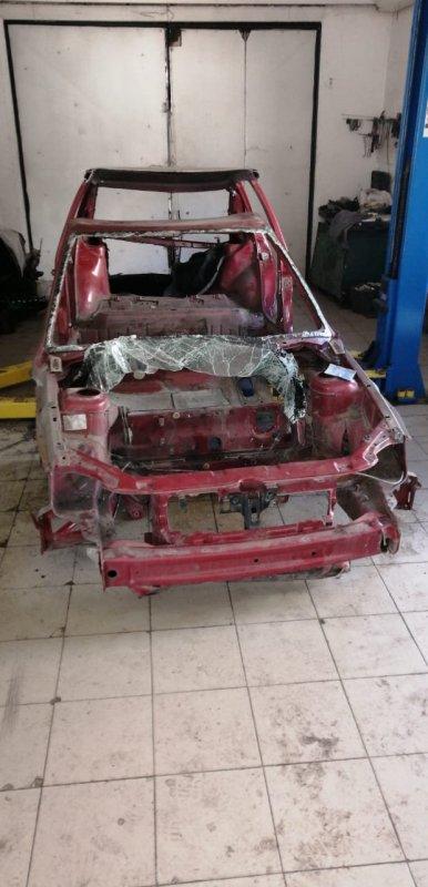 Передняя часть кузова Lada Priora 2170 2008 (б/у)