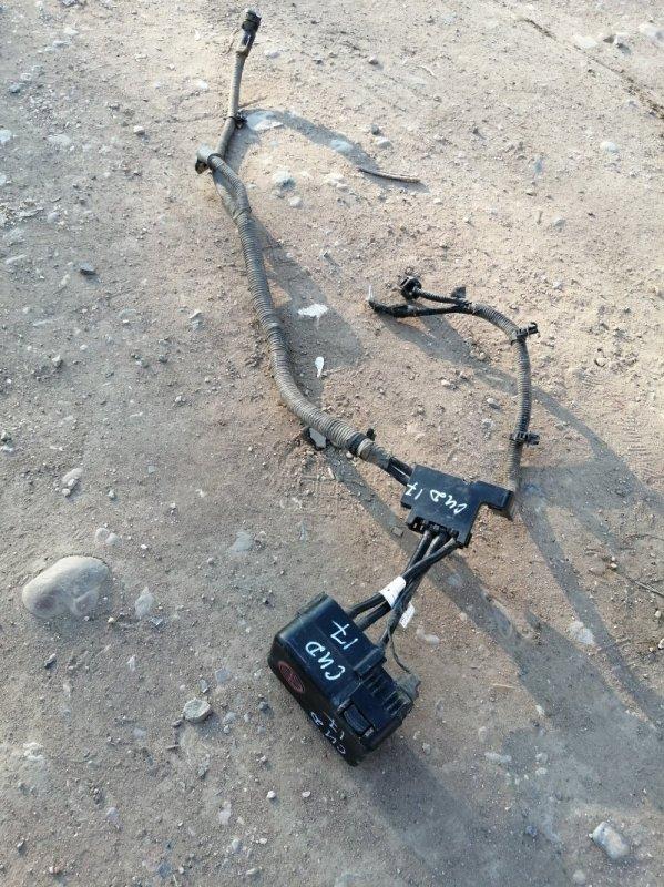 Клемма аккумулятора плюс Kia Ceed 2 JD G4FG 2014 (б/у)