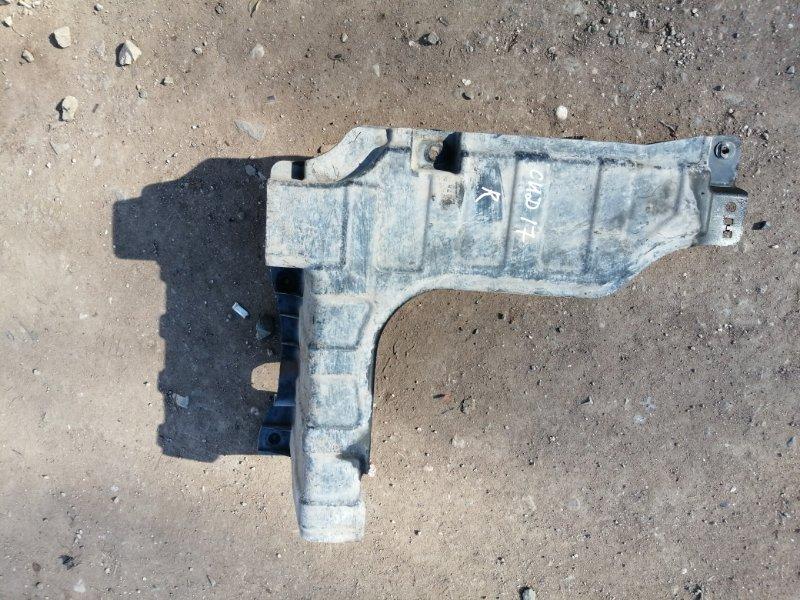 Защита двигателя Kia Ceed 2 JD G4FG 2014 правая (б/у)
