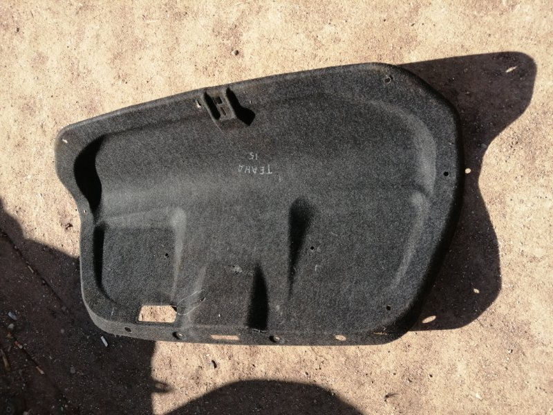 Обшивка багажника Nissan Teana J32 VQ25DE 2012 (б/у)