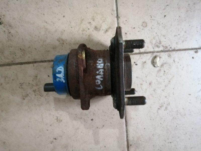 Ступица Lifan Solano 620 LF479Q 2011 задняя (б/у)