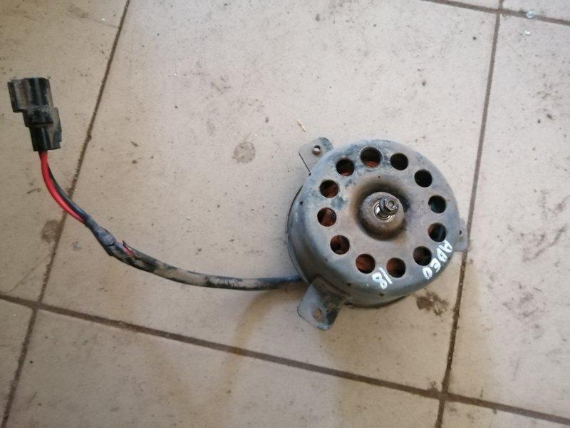 Мотор вентилятора Chevrolet Aveo T250 B12D1 2009 (б/у)