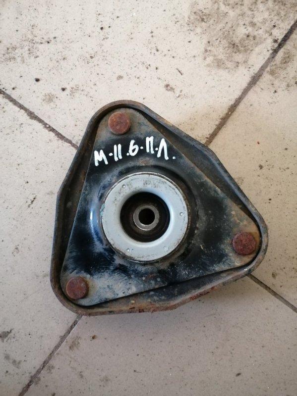 Опора стойки Chery M11 1.6 SQRE4G16 2013 передняя левая (б/у)