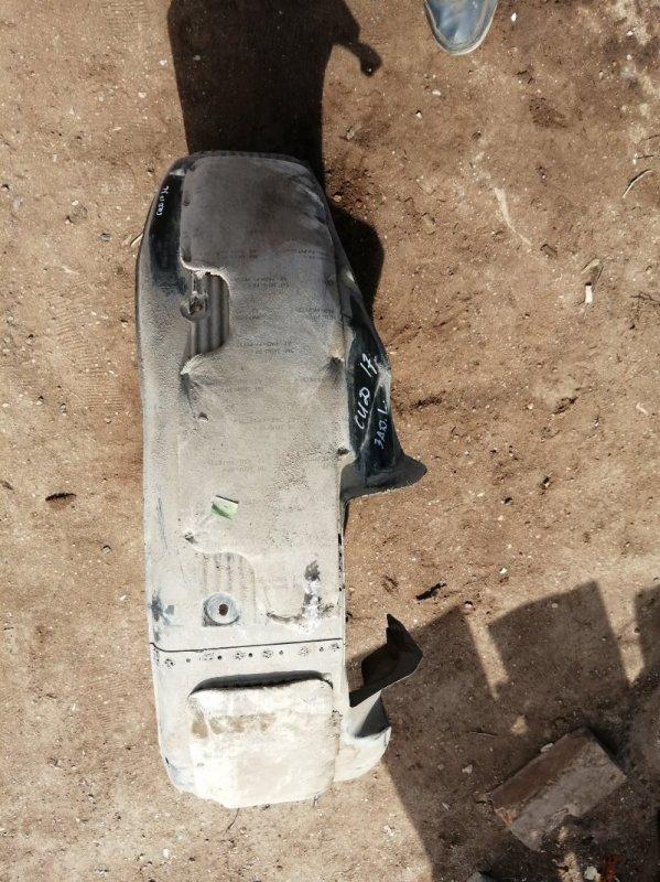 Подкрылок Kia Ceed 2 JD G4FG 2014 задний левый (б/у)