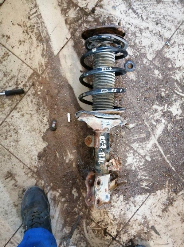 Амортизатор Geely Emgrand Ec7 FE1 JL4G15 2014 передний правый (б/у)