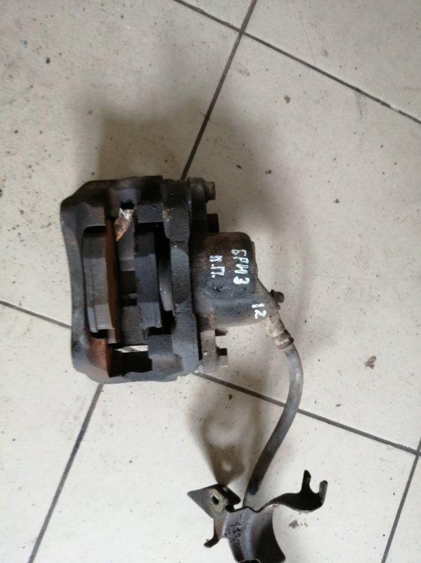 Суппорт Lifan Breez 520 LF481Q3 2010 передний правый (б/у)