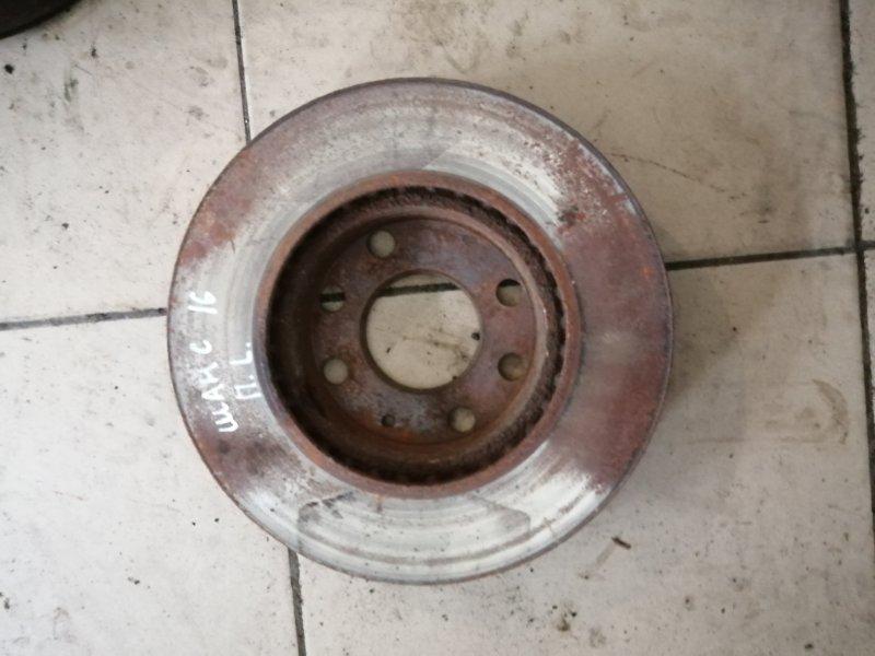Тормозной диск Заз Шанс 2009 передний (б/у)