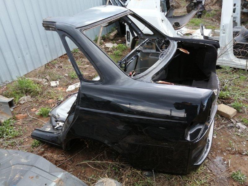 Задняя часть кузова Lada Priora 2170 2012 задняя (б/у)