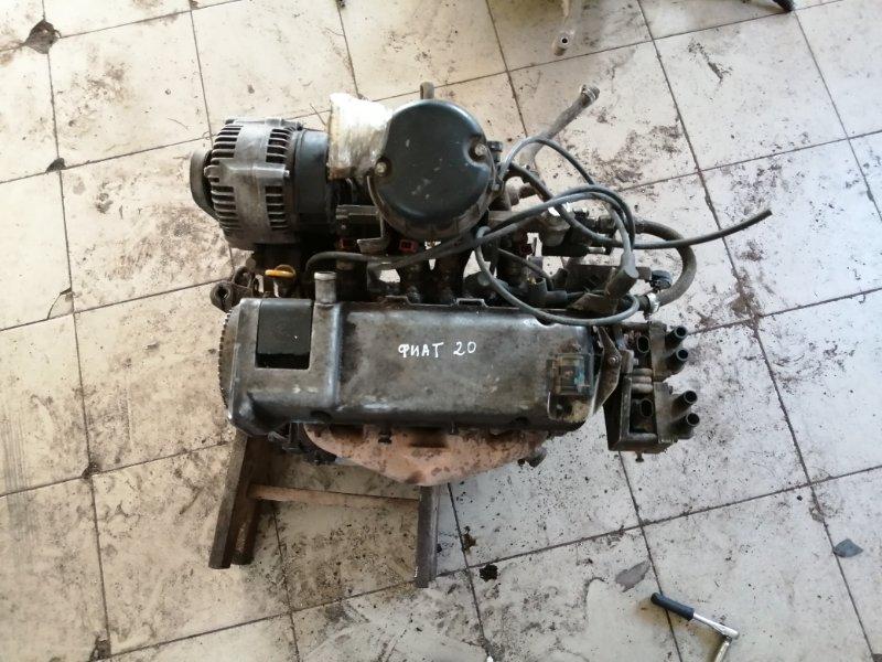 Двигатель Fiat Palio Weekend 1242 SW CF2 1999 (б/у)