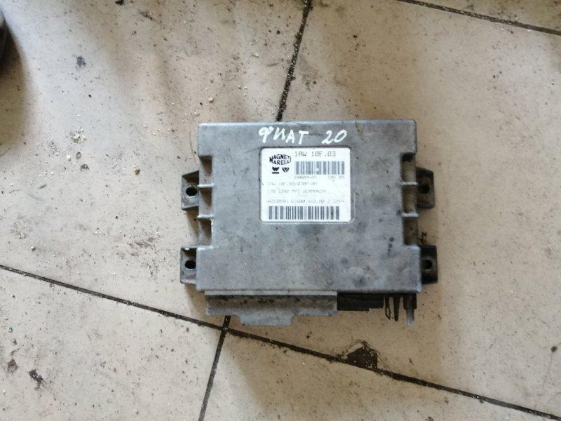 Блок управления двигателем Fiat Palio Weekend 1242 SW CF2 1999 (б/у)
