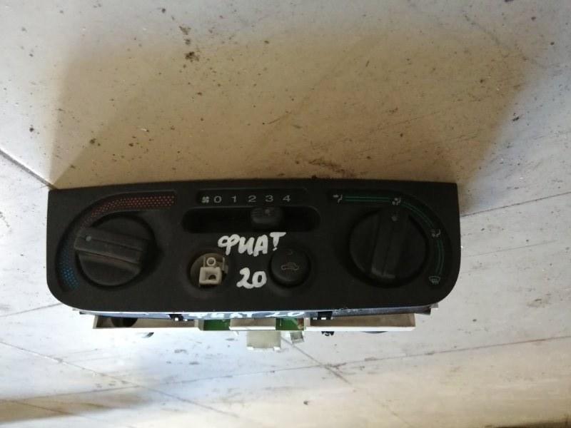Блок управления отопителем Fiat Palio Weekend 1242 SW CF2 1999 (б/у)