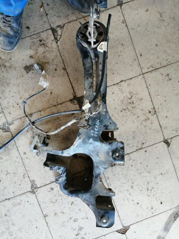 Рычаг подвески продольный Ford Mondeo BD AOBA 2010 задний правый (б/у)
