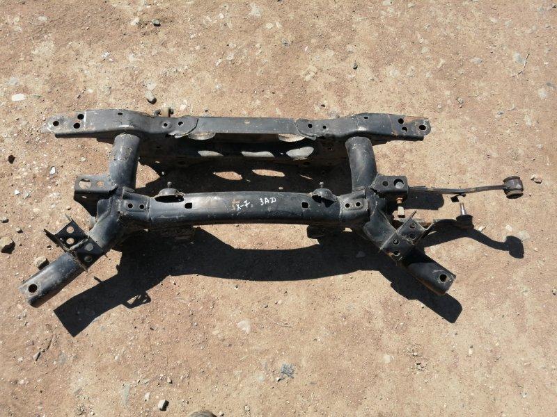 Балка подвески Geely Emgrand X7 X7 JLD-4G20 2014 задняя (б/у)