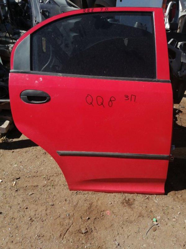 Дверь Chery Qq S21 SQR472F 2010 (б/у)