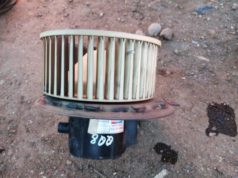 Мотор печки Chery Qq S21 SQR472F 2010 (б/у)