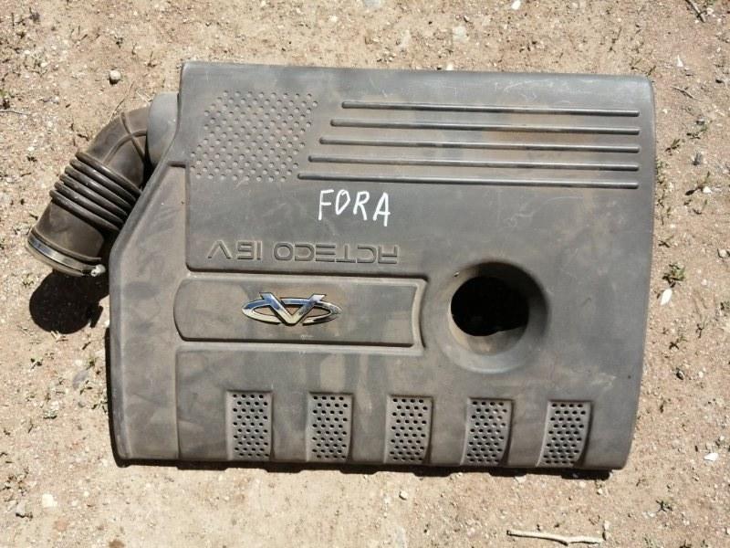 Накладка декоративная на двигатель Chery Fora A21 SQR481F 2009 (б/у)