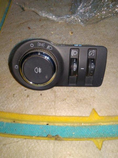 Переключатель света Chevrolet Cruze J300 F16D3 2011 (б/у)
