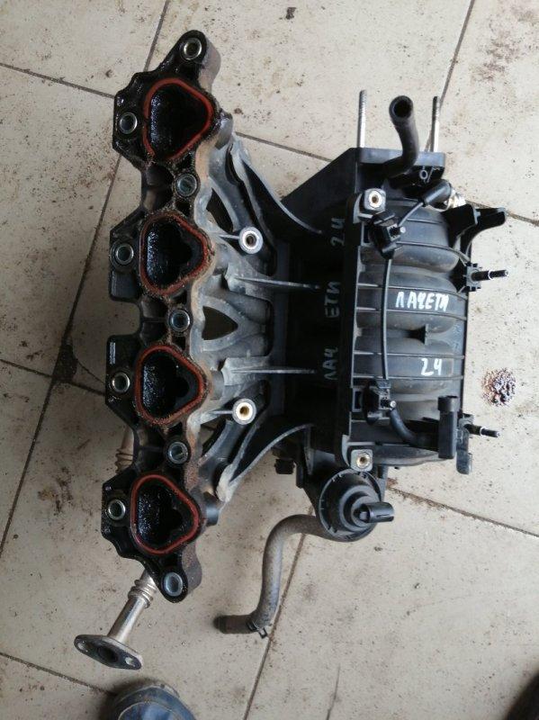 Коллектор впускной Chevrolet Lacetti J200 F16D3 2009 (б/у)