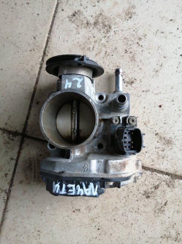 Блок дроссельной заслонки Chevrolet Lacetti J200 F16D3 2009 (б/у)