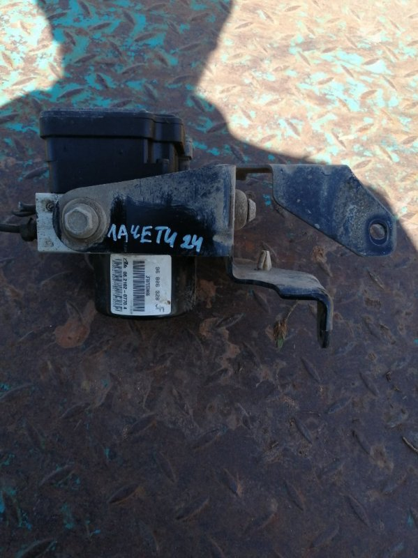 Блок abs Chevrolet Lacetti J200 F16D3 2009 (б/у)
