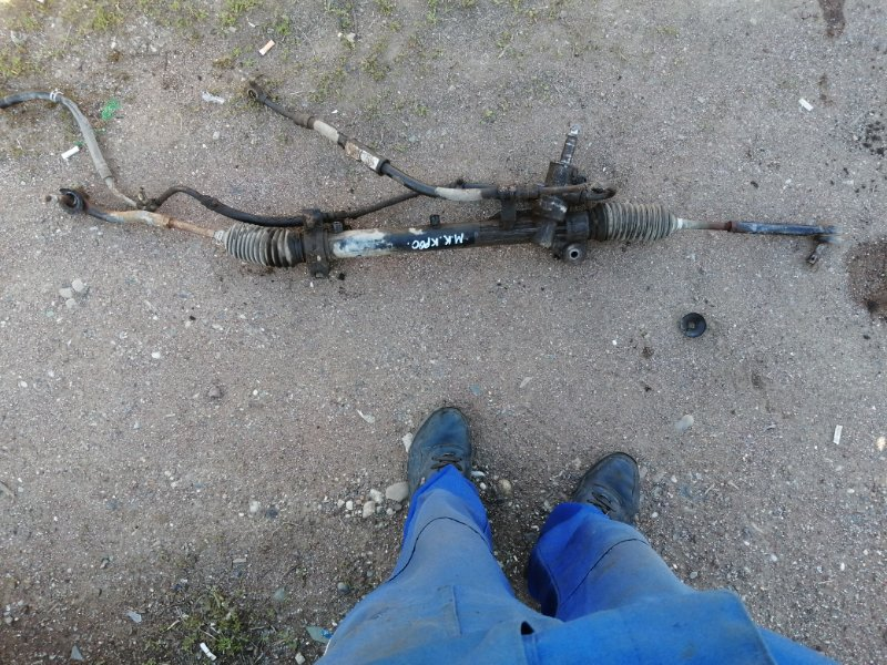 Рулевая рейка Geely Mk Cross MR479QA 2013 (б/у)
