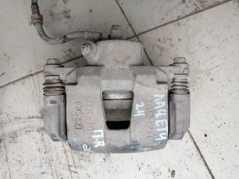 Суппорт Chevrolet Lacetti J200 F16D3 2009 передний правый (б/у)