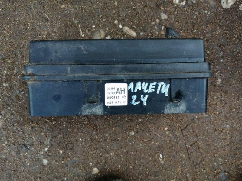 Блок предохранителей Chevrolet Lacetti J200 F16D3 2009 (б/у)