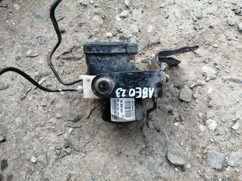 Блок abs Chevrolet Aveo T250 B12D1 2008 (б/у)