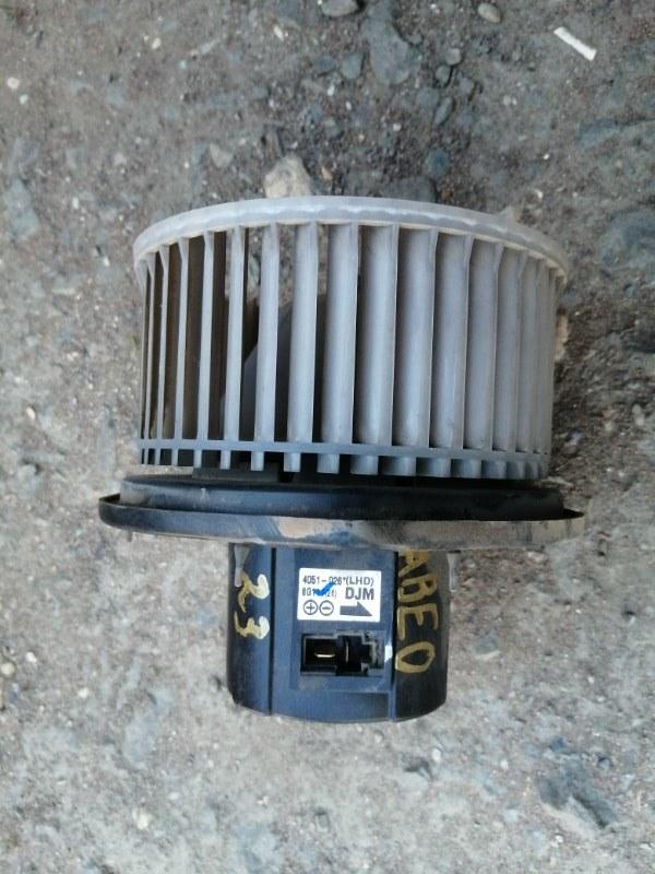 Мотор печки Chevrolet Aveo T250 B12D1 2008 (б/у)