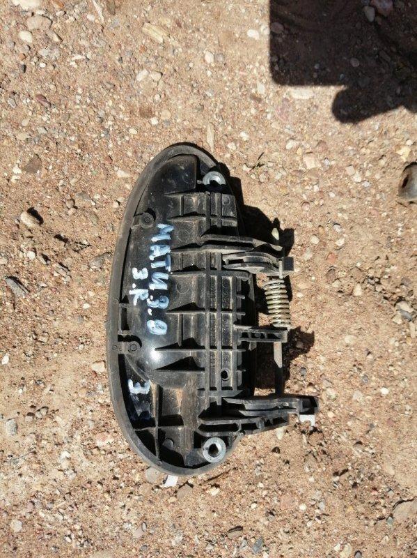 Ручка двери Daewoo Matiz KLYA F8CV 2009 задняя правая (б/у)