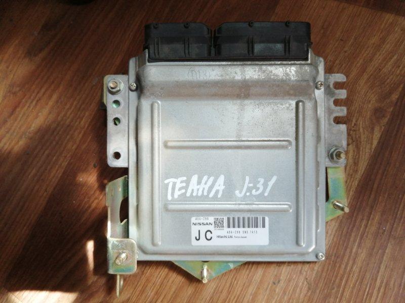 Блок управления двигателем Nissan Teana J31 VQ35DE 2006 (б/у)