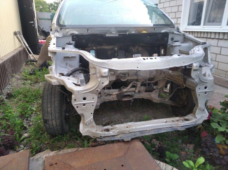 Передняя часть кузова Chevrolet Aveo T250 B12D1 2008 (б/у)