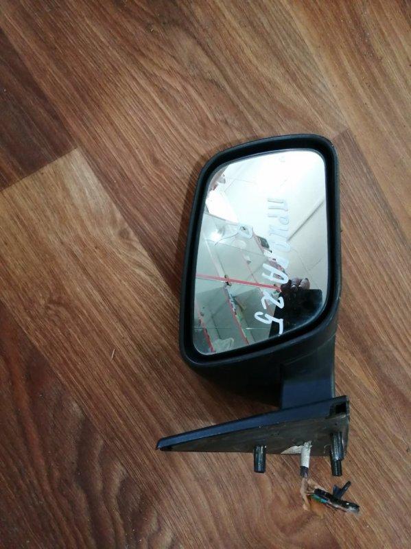 Зеркало Lada Priora 2170 21126 2008 переднее правое (б/у)