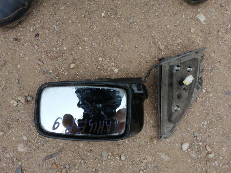 Зеркало Mitsubishi Lancer 9 CS3A 4G18 2007 переднее правое (б/у)
