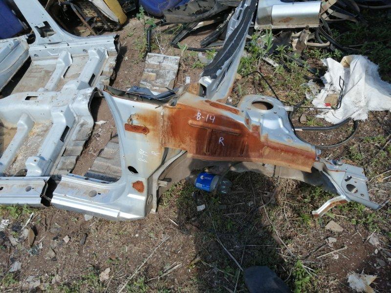 Стойка передняя Chery Crosseastar B14 SQR484F 2012 передняя правая (б/у)