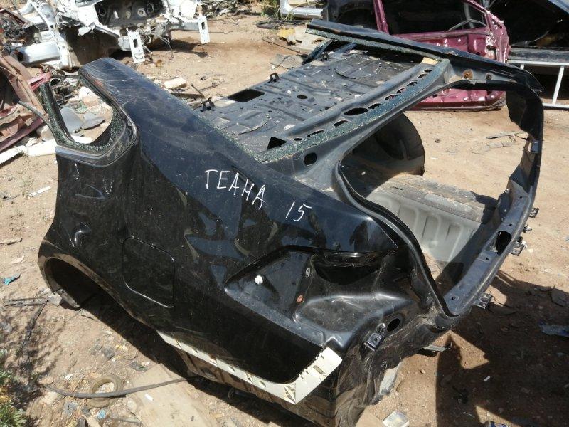 Задняя часть кузова Nissan Teana J32 VQ25DE 2012 задняя (б/у)
