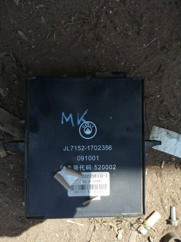 Блок комфорта Geely Mk MR479QA 2012 (б/у)
