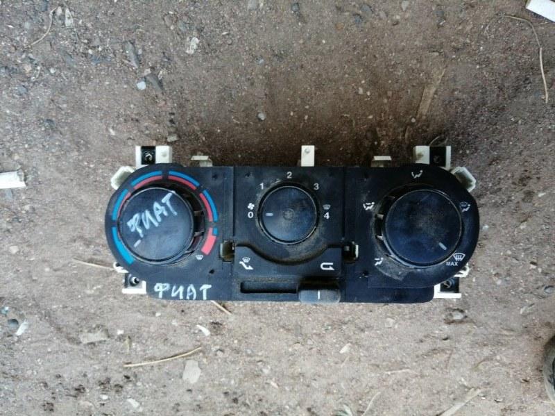 Блок управления отопителем Fiat Albea 2009 (б/у)