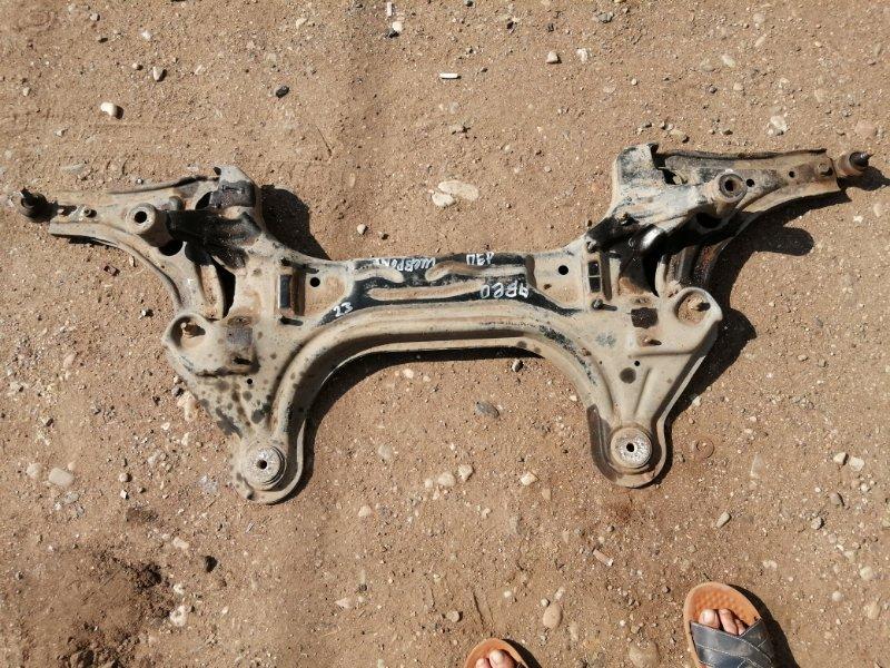 Подрамник Chevrolet Aveo T250 B12D1 2008 (б/у)