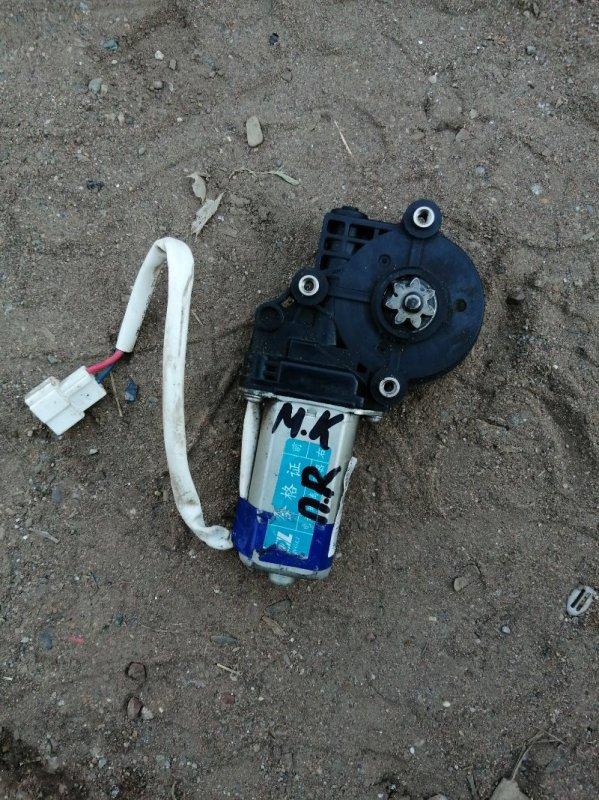 Мотор стеклоподъемника Geely Mk MR479QA 2012 передний правый (б/у)