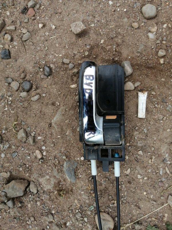 Ручка двери внутренняя Byd F3 DA4G18 2011 передняя правая (б/у)