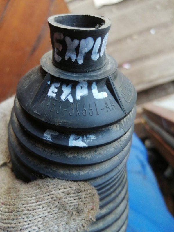 Пыльник рулевой рейки Ford Explorer 5 U502 DURATEC TI-VCT 2013 (б/у)