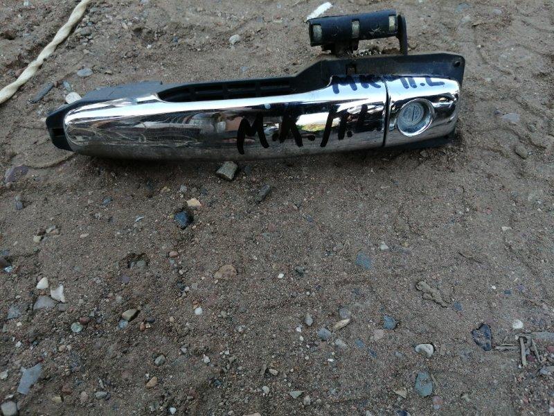 Ручка двери внешняя Geely Mk MR479QA 2010 передняя левая (б/у)
