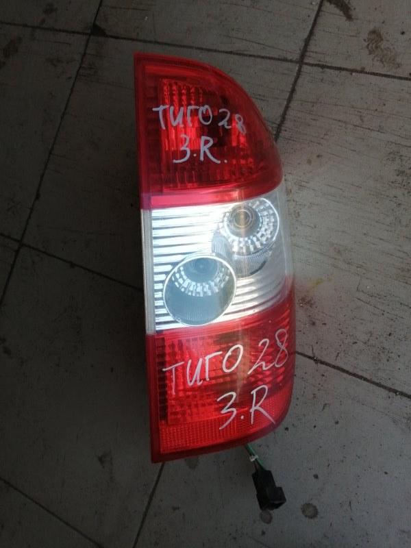 Фонарь Chery Tiggo T11 SQR484F 2012 задний правый (б/у)