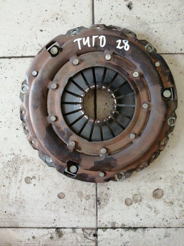 Комплект сцепления Chery Tiggo T11 SQR484F 2012 (б/у)