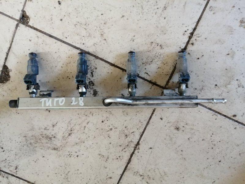 Топливная рампа Chery Tiggo T11 SQR484F 2012 (б/у)