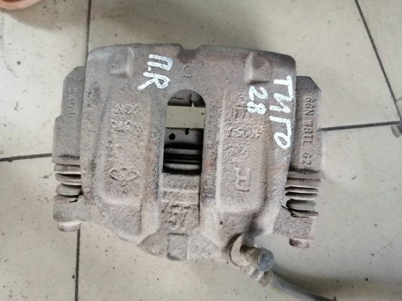 Суппорт Chery Tiggo T11 SQR484F 2012 передний правый (б/у)