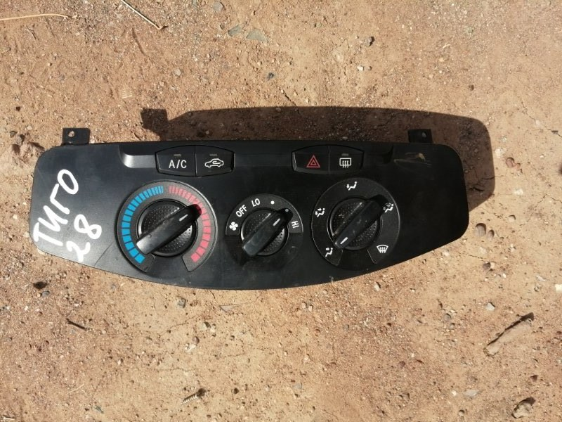 Блок управления отопителем Chery Tiggo T11 SQR484F 2012 (б/у)